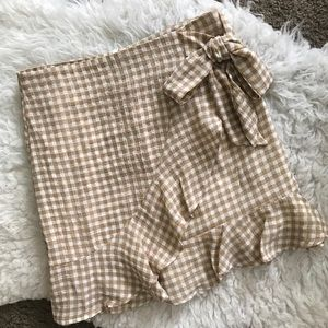 Princess prolly mini skirt